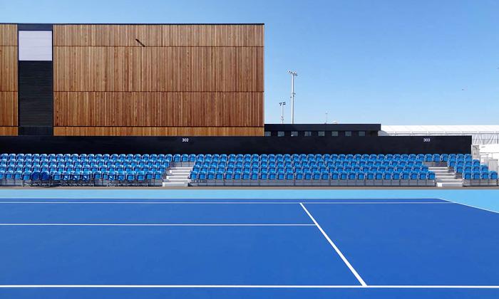 Eton Manor bude olympijské útočiště pro tenisty