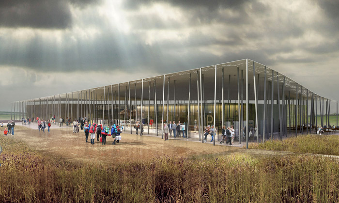 Stonehenge bude mít nové návštěvnické centrum