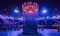 Kotel olympijského ohně v Londýně 2012 od Heatherwick Studio