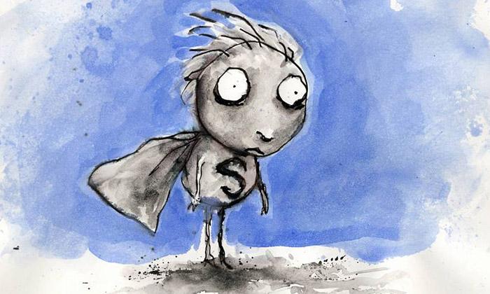 Bláznivý ihravý svět Tima Burtona vystaven vPaříži