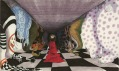 Ukázka z výstavy Tima Burtona v Cinémathèque v Paříži