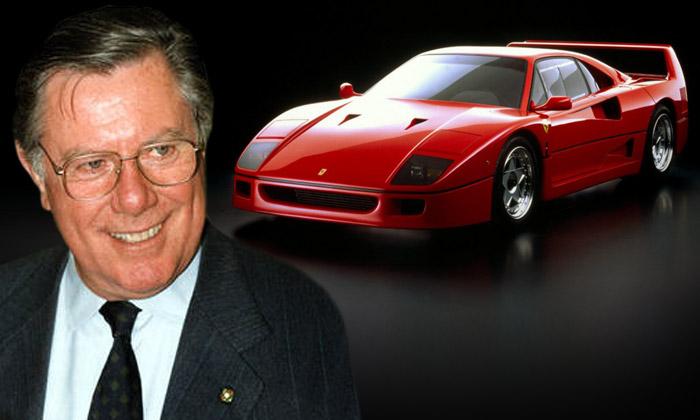 Zemřel automobilový designér Sergio Pininfarina