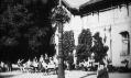 Lázně Kyselka v roce 1928