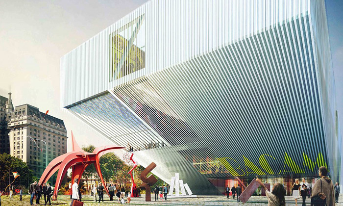 Buenos Aires bude mít industriální muzeum umění