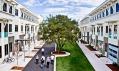 Nové sídlo společnosti Facebook vkalifornské čtvrti Menlo Park