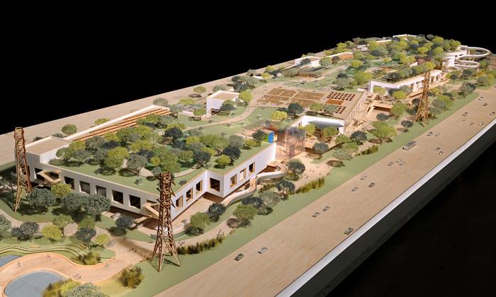 Gehry navrhuje pro Facebook nový areál kanceláří