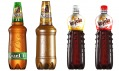 Jan Čapek ajeho láhve pro pivo Kozel alitrová láhev Kofola Outdoor
