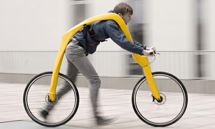 Fliz jeodrážedlo pro dospělé vestylu jízdního kola