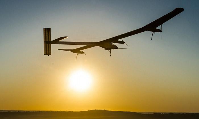 Solar Impulse jeobrovský letoun nasluneční pohon