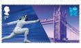 Olympijské poštovní známky od Hat-Trick