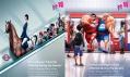Plakáty kampaně Get Ahead of the Games