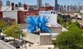 Ekologická struktura Wendy od HWKN v MoMA PS1