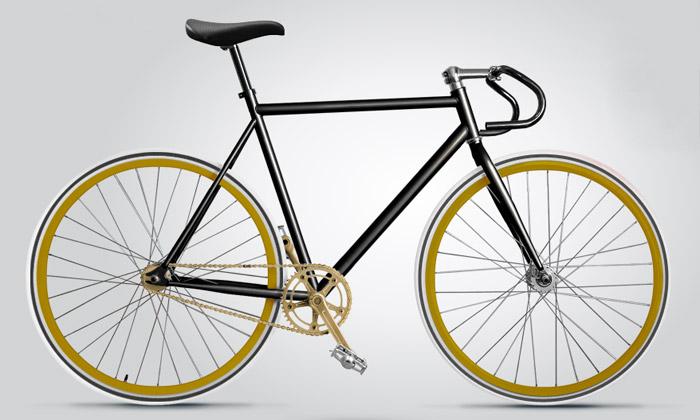MyOwnBike vám sestaví anabarví vlastní jízdní kolo