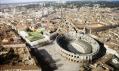 Románské muzeum ve francouzském městě Nimes