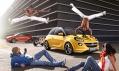 Malý německý vůz Opel Adam