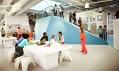 Nezvyklý interiér švédské školy Vittra Telefonplan