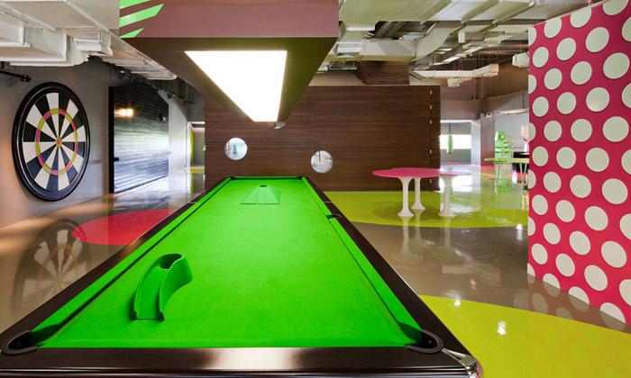 Univerzita Bangkok udělala studentům super lounge