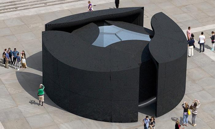 Londýn otevřel futuristický Be Open Sound Portal
