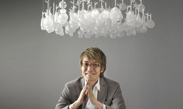 Na Designblok přijíždí hvězdný Oki Sato alias Nendo