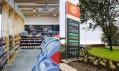Čerpací stanice GAS na Slovensku od Atelier SAD