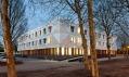 Úkryt pro ohrožené dívky v nizozemském městě Leeuwarden od studia KAW