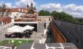 Výstava soch Olbrama Zoubka vzahradách Bastionu u Božích muk na Praze 2