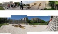 Izraelský veřejný prostor The Real Estate v Bat-Yamu