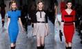 Módní kolekce Victoria Beckham naobdobí podzim azima 2012