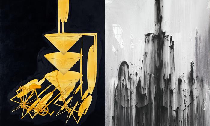 Typlt aŠpaňhel vystavují nevšední malbu vGHMP