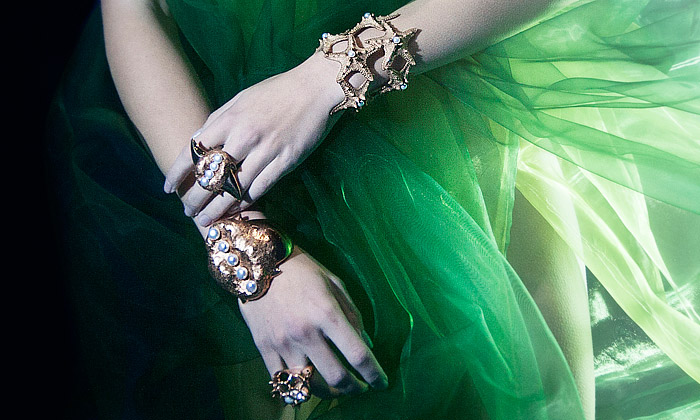 Antipearle přichází skolekcí šperků Frutti di Mare