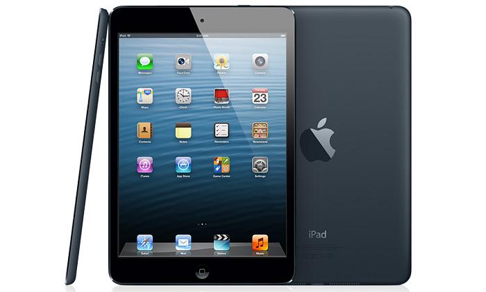 Apple představil malý osmipalcový tablet iPad mini
