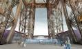 Návrh rekonstrukce Eiffelovy věže od Moatti-Rivière