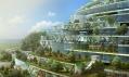 Uměle vytvoření ostrov HavvAda v Turecku od newyorského studia Dror