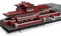 Lego Architecture: Robie House