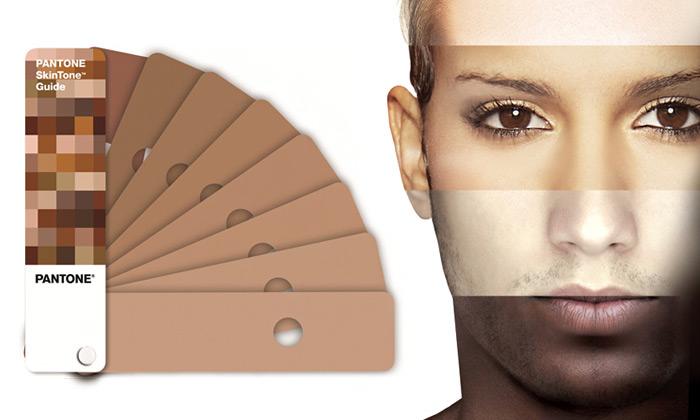 Pantone přináší SkinTone Guide určující barvy pleti