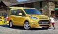 Nová verze vozu Ford Tourneo Connect