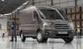 Nová verze vozu Ford Transit