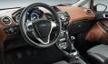 Nový design vozu Ford Fiesta