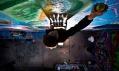 Fotografie tvorby graffiti k výstavě Městem posedlí v GHMP