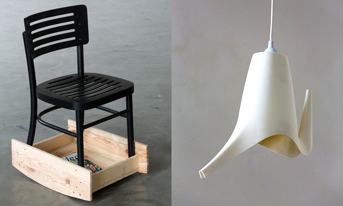 3xR vyrábí nové věci zpoškozených produktů Ikea