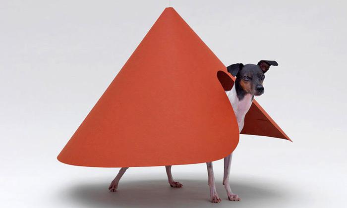 Světoví architekti navrhli nezvyklé příbytky pro psy