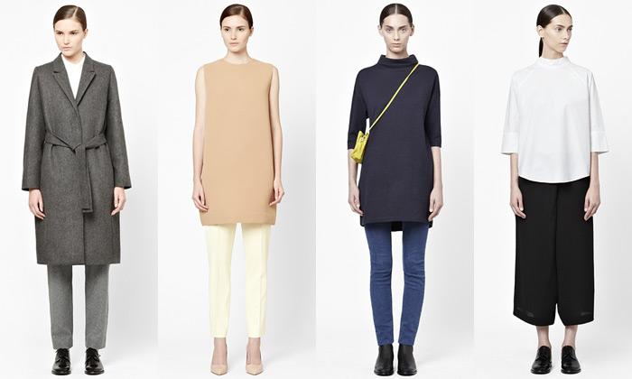 Minimalistická módní značka COS zamíří doČeska