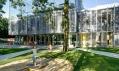 Sportovní centrum Fala Park propojené v polském městečku Wolsztyn