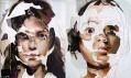 Ukázka děl rakouské umělkyně Gabi Trinkaus