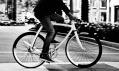 Městské jízdní kolo Rizoma 77-011 z uhlíkových vláken a hliníku