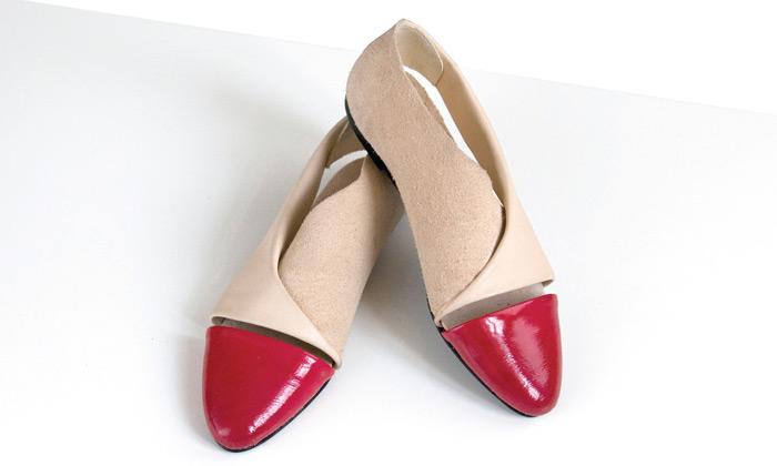 Národní cena za studentský design pro boty Simply