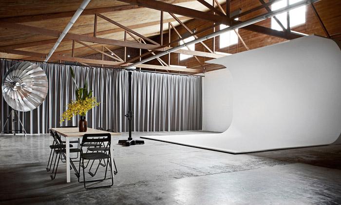 Rockeby Studios jsou fotografické ateliéry vtovárně