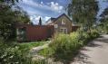 Projekt Spoorhuis Santpoort od Zecc a ZW6 v Santpoort-Noord
