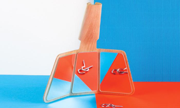 Designéři aumělci vytvořili 33 nápaditých zrcadel