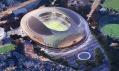 Stadion od Cox Architecture jako druhé místo